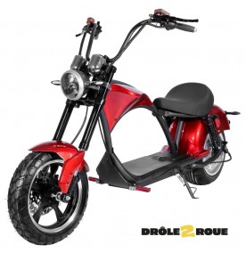 copy of MOTO ÉLECTRIQUE M1 2000W Colour:Rouge