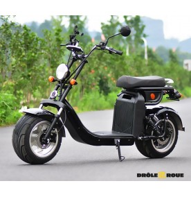 Azur Scooter Sun 503495 Colour:Noir
