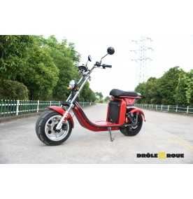 Azur Scooter Sun 503495 Colour:Rouge